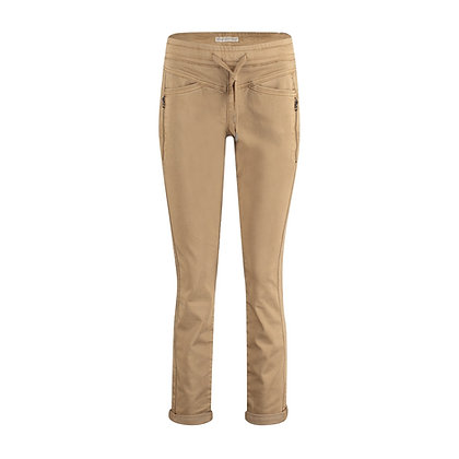 Red Button Tessy Joggers Camel
