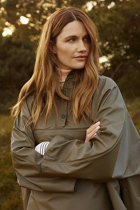 Part Two Brinly Rainwear Olive