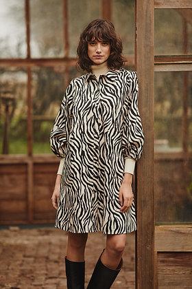 Part Two Eleina  Dress Zebra
