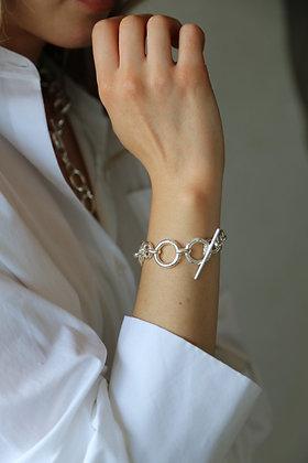 Tutti and Co Revive Bracelet Silver
