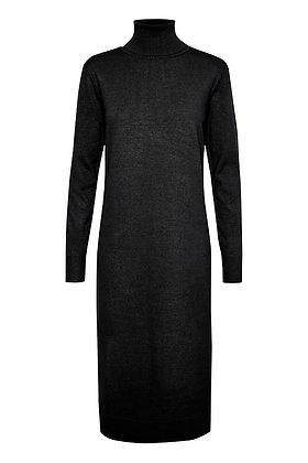 Saint Tropez Mila Dress Black Long