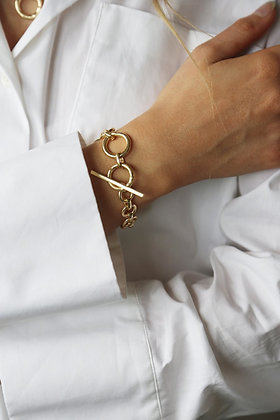 Tutti and Co Revive Bracelet Gold