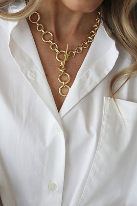 Tutti and Co Revive Necklace Gold