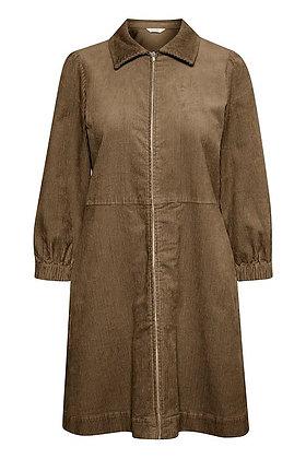 Part Two Eyvor Dress Walnut
