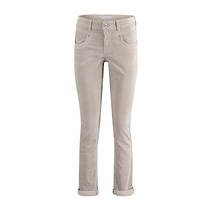 Red Button Sienna Velvet Jeans Oyster