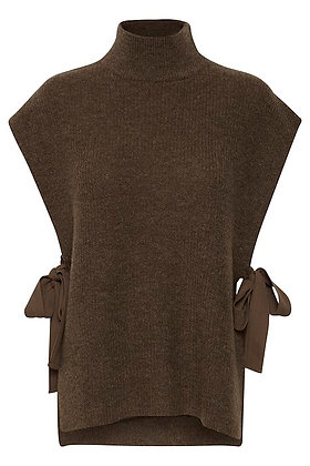 Pulz Astrid Slipover Knit Grape