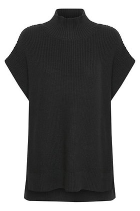 Part Two Kee Kee Cotton Sweater Black