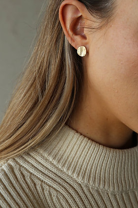 Tutti and Co Frost Earrings Silver