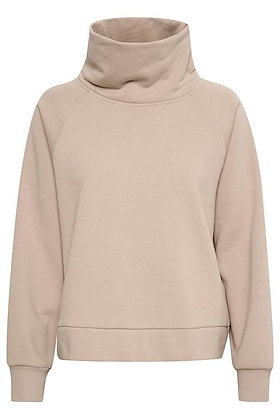 Part Two Luka Sweat Top Taupe