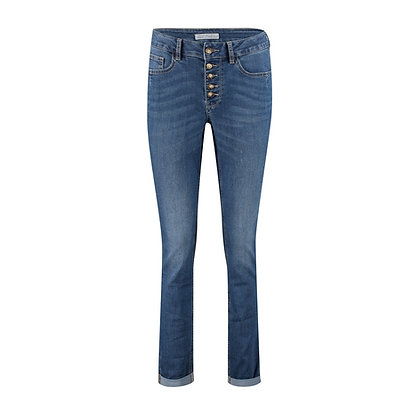 Red Button Mona Jeans Stone Wash