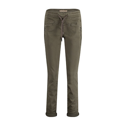 Red Button Tessy Joggers Dark Green