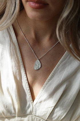 Tutti and Co Cloud Necklace Silver