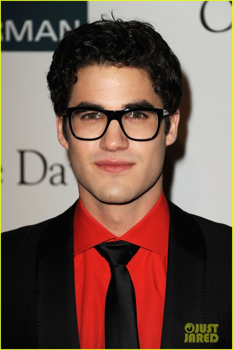 DARREN CRISS RED CARPET
