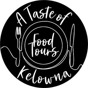 A Taste of Kelowna Food Tours Logo