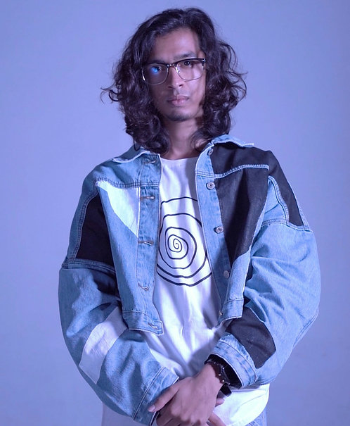 Unisex Denim Jacket (Free Size)