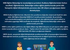 MESS, Gençleri Ücretsiz ve Online olarak Kodlama eğitimleriyle buluşturuyor!