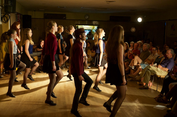 In Harmony: Traditional Irish Dance and Music