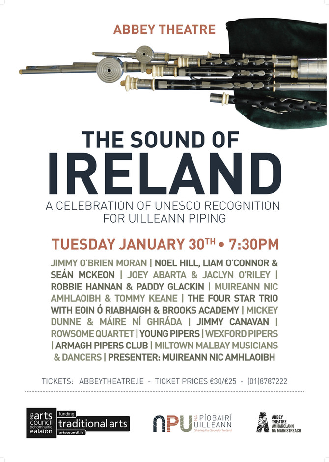 """The Sound of Ireland"", Dublin"