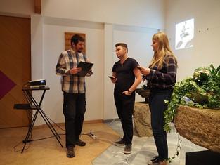 Worship-Gottesdienst