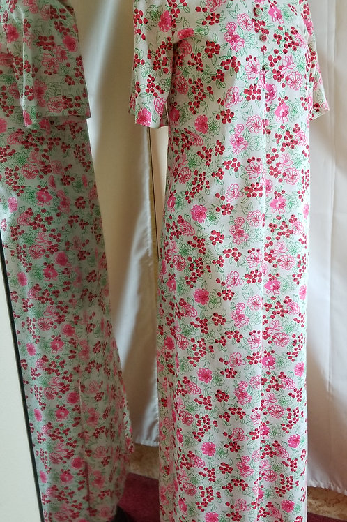 60s Lilly Pulitzer Maxi