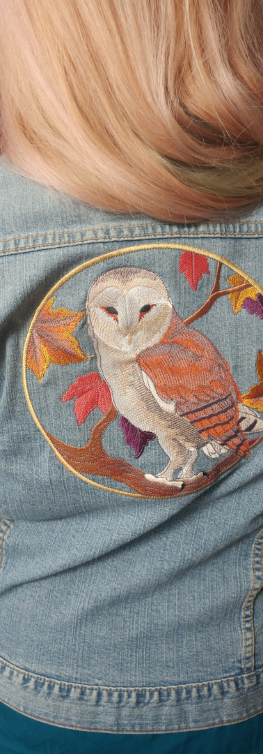 Owl Jacket