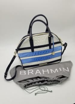 Brahmin Stripes