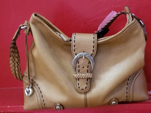Brighton Tan Shoulder Bag
