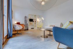 Le Venel duplex 1 bedroom