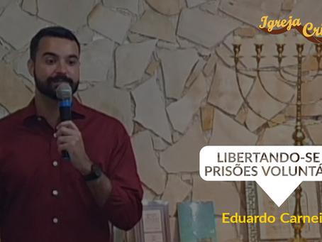 LIBERTANDO-SE DE PRISÕES VOLUNTÁRIAS- Ministração sobre Pessach