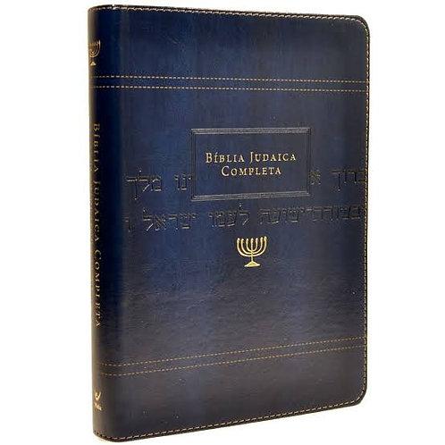 Bíblia Judaica Completa | Azul Marinho
