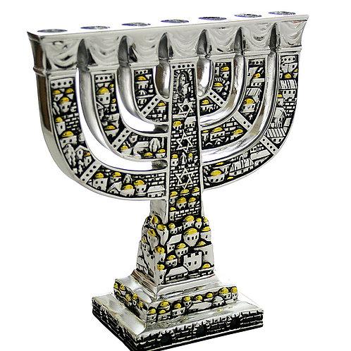 Menorah Jerusalém