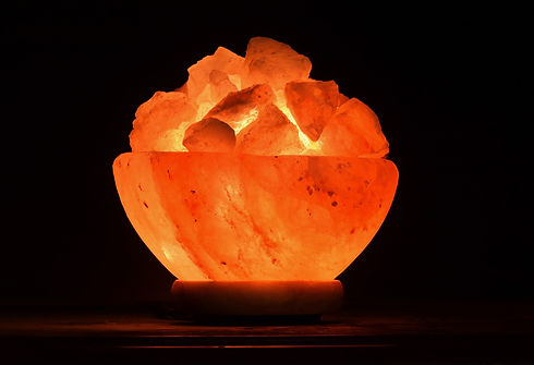 Salt Lamp | Heavenly Salt Therapy