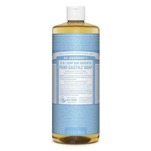 Dr. Bronners Pure Castile Soap 32 oz