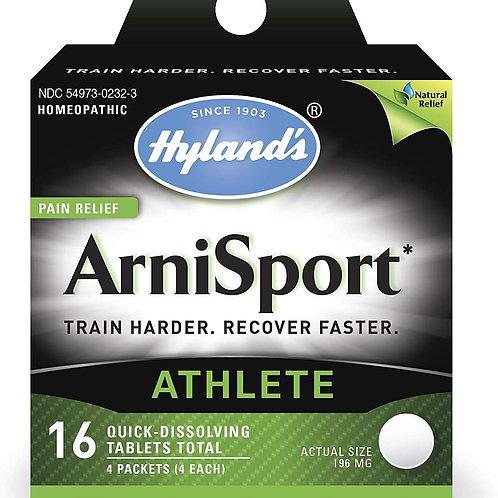 Hylands ArniSport Athlete 16 Tablets