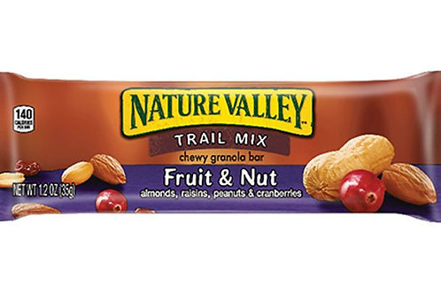 Nature Valley Fruit Nut 10 for $10.00