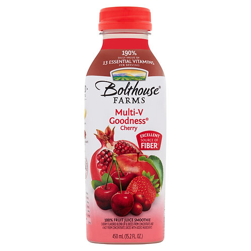 Bolthouse Farms Multi-V Goodness Cherry