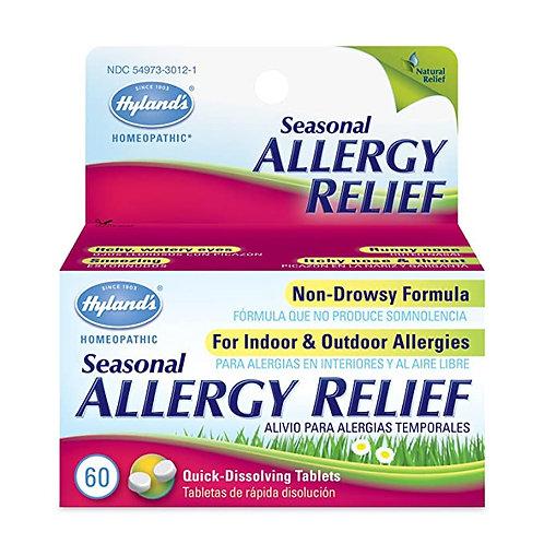 Hyland's Allergy Relief 60 Counts