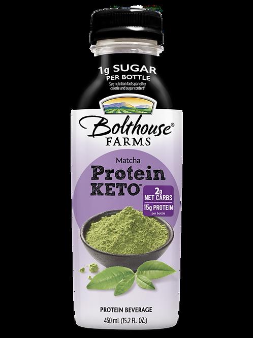 Bolthouse Farms Matcha Protein Keto 15 oz