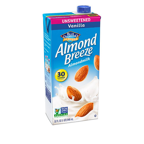 Unsweet Almond Milk 32oz