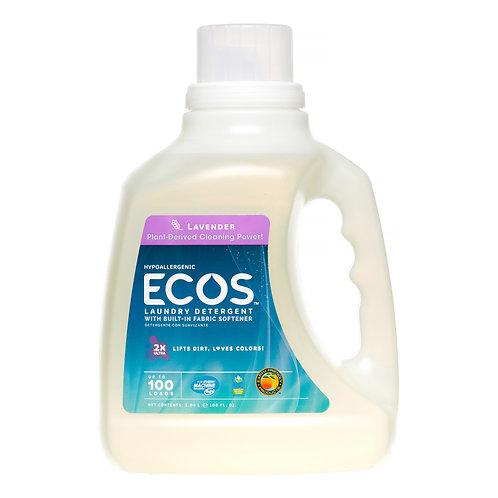 Ecos Laundry Detergent Lavendar 100oz