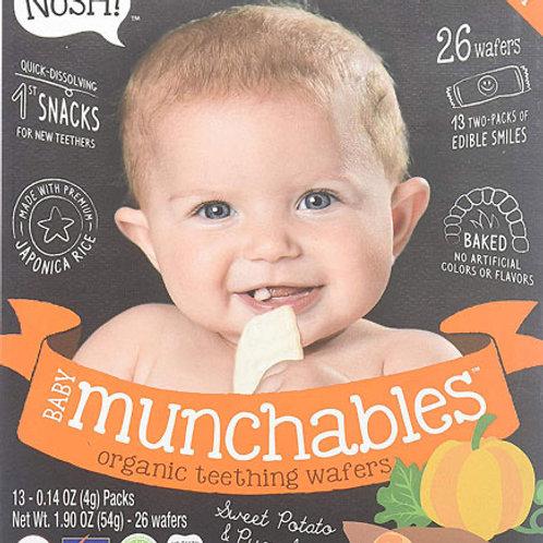 Nosh! Baby Munchables Sweet Potato and Pumpkin