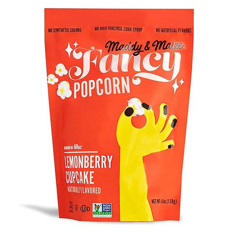 Maddy & Maize Lemonberry Cupcake Popcorn 4.5 oz
