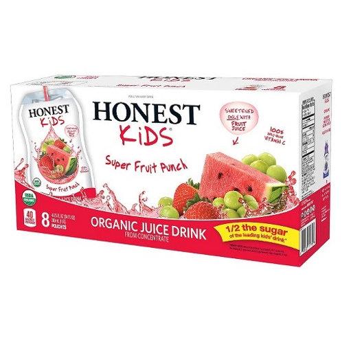 Honest Tea Fruit Punch