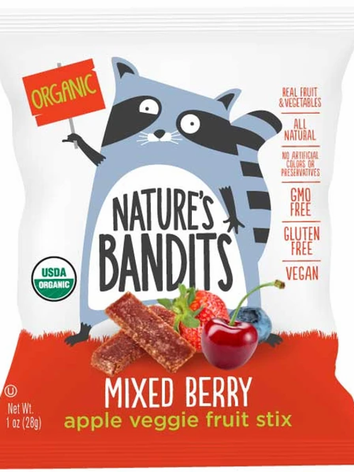 Nature Bandits Mixed Berry 1oz