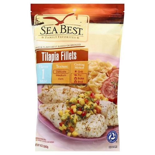 Sea Best Tiplia Fillets 16oz