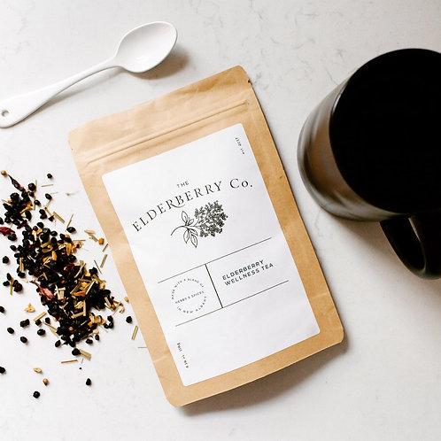 Elderberry .Co Wellness Tea