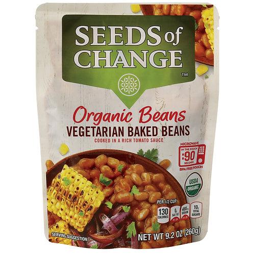 Seeds of Change Vegetarian Baked Beans 9.2oz