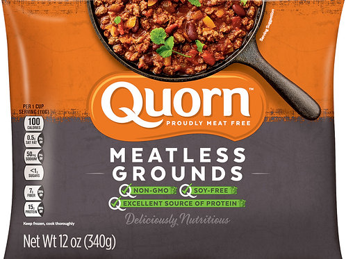 Quron Meatless Grounds 12oz