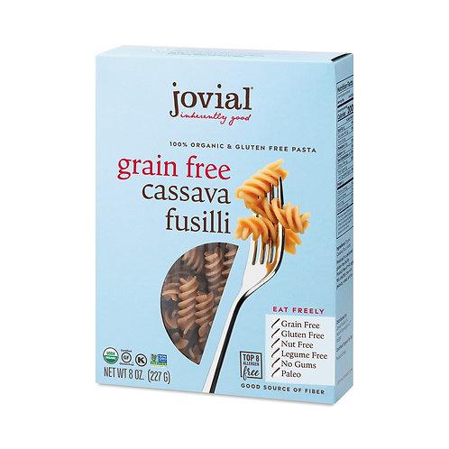 Jovial Grain Free Cassava Fusilli 8oz