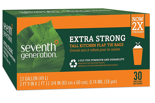 Seventh Generation Extra Strong  30PC